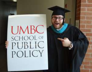 New MPP graduate Matt Wood