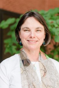 Headshot of Public Policy Director, Susan Sterett.